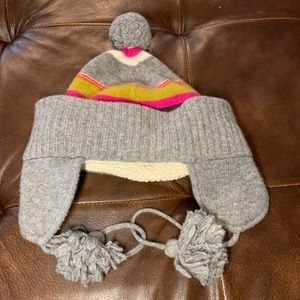 J crew cashmere winter hat